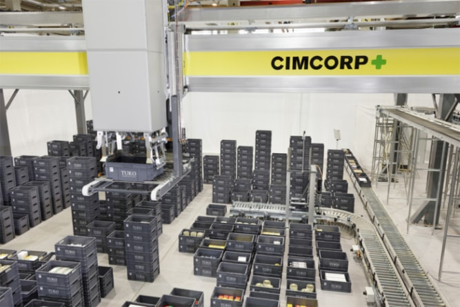 Cimcorp to Co-Present Two Seminars and Picking Solution at ProMat 2017
