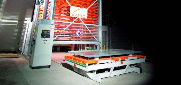 Energy Recovery And Storage In Kasto Storage Systems.