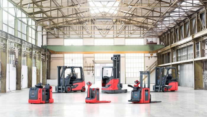 Linde Material Handling expands its portfolio of lithium-ion-drive products