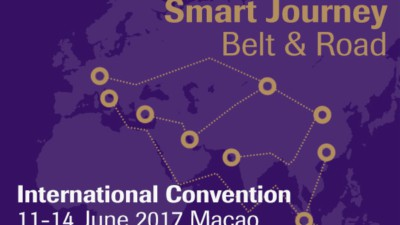 Smart journey Belt and Road theme at CILT 2017 Convention