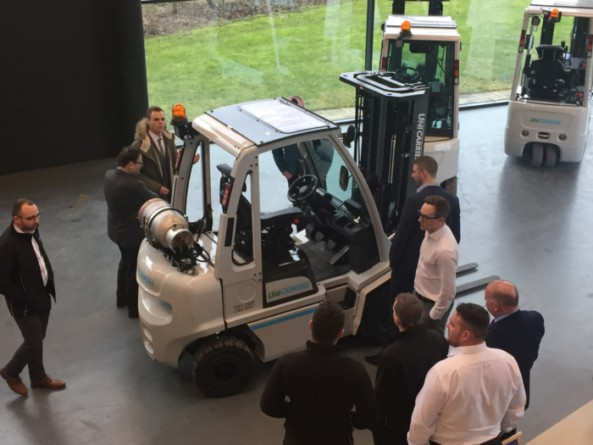 UniCarriers Academy Europe-wide training concept launched