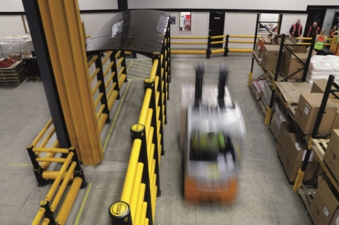Health & Safety, the key to a productive warehouse