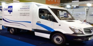 Fridge van conversion specialist CoolKit Ltd has launched a brand-new solution for a refrigerated box body.