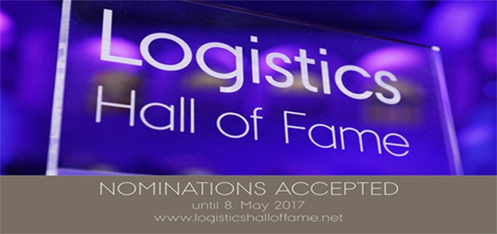 Countdown for Logistics Hall of Fame nominations has begun.