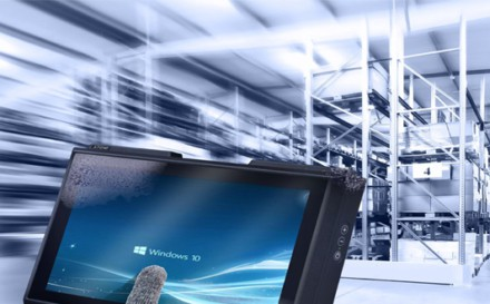 JLT Mobile Computers Selected by Large International Automaker for U.S. Warehouse .