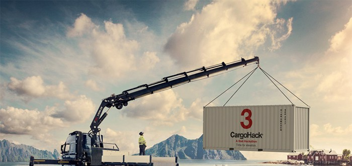 """Call for applications for Hiab's, """"CargoHack3"""" to boost digital and connected offerings."""