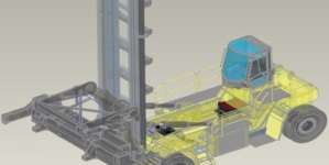 Hyster to electrify big trucks.