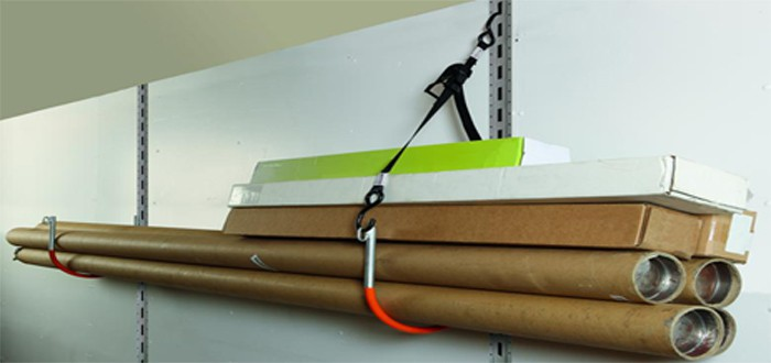 Kinedyne Unveils THE E-HOOK Wall-Mounted, Freight Loading Storage Solution.