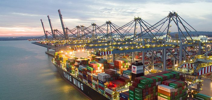 The most advanced container tracking solution developed by a port terminal operator ?