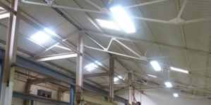 Consider lighting ahead of forklifts for real energy savings,warehouse operators advised.