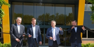 Dematic Northern Europe opens state-of-the-art headquarters in Adderbury.