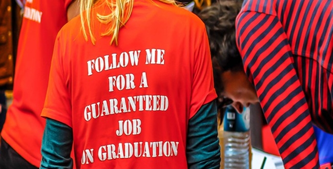 Following the NOVUS path to the right job.