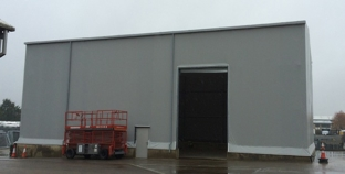 Rubb Buildings help expand waste and recycling facilities.