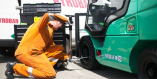 Are you ready for new, EU, Ex-forklift tyre requirements?