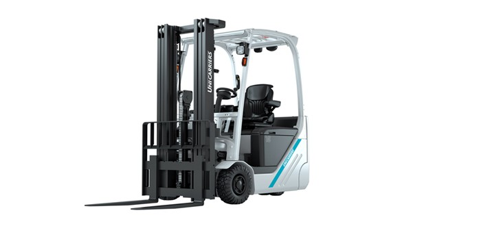 Product offensive in the counterbalance forklift segment.
