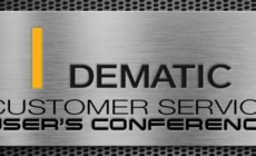 Dematic 2017 Customer Service User Conference.
