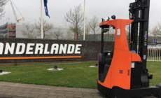 Acquisition of Vanderlande completed.