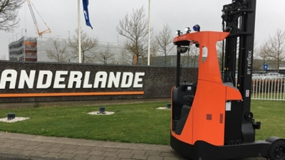 Acquisition of Vanderlande completed.