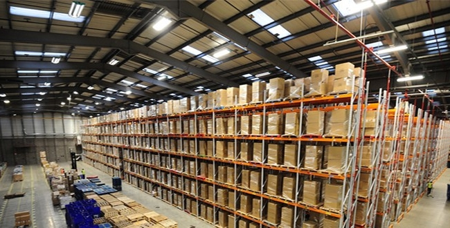 Industry giants join forces to launch retail supply chain service.