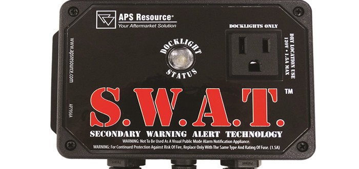 S.W.A.T.™ Module Upgrade Provides Added Protection for Loading Dock Personnel.