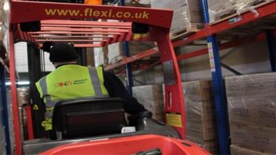 Howard Tenens order another fleet of Flexi trucks.
