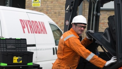 Pyroban confirms support for any brand of ATEX lift truck.
