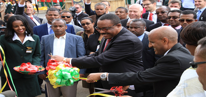ACUNIS hands over logistics facility to Ethiopian Airlines.