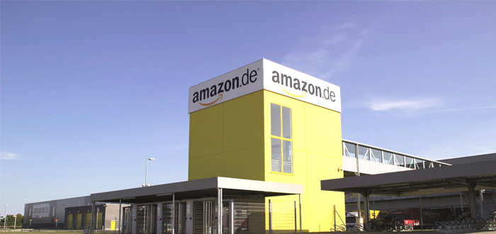 Amazon will continue to rely on ELOKON's safety technology in its logistics center in Graben near Augsburg.