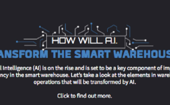 How will AI transform the smart warehouse?