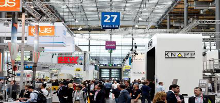 CeMAT – New synergies between intralogistics and production.