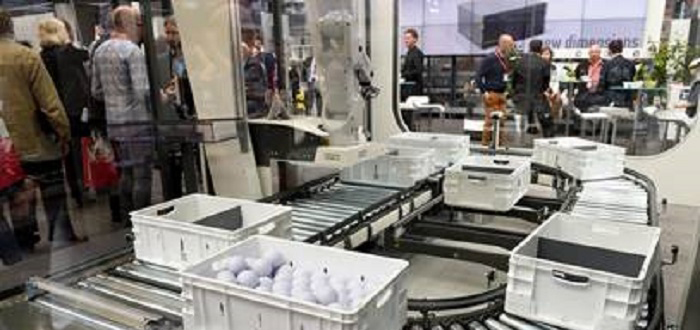 CeMAT RUSSIA: Recovering economy a boon to logistics industry.