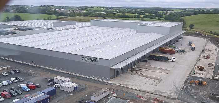 Combilift factory will be the largest single manufacturing plant under one roof in Ireland