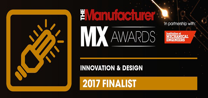 A-SAFE recognised for design excellence in double awards shortlist.