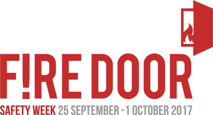 UK Fire Door Safety Week 2017: September 25th to October 1st.
