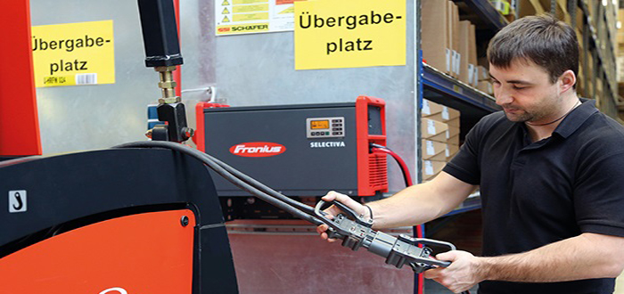 Fronius UK to host warehouse efficiency event.
