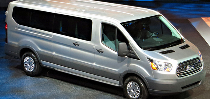 The Evolution – and the Future – of the Transit Van.