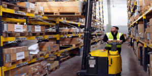 CombiLift: large stand, large range of exhibits at LogiMAT.