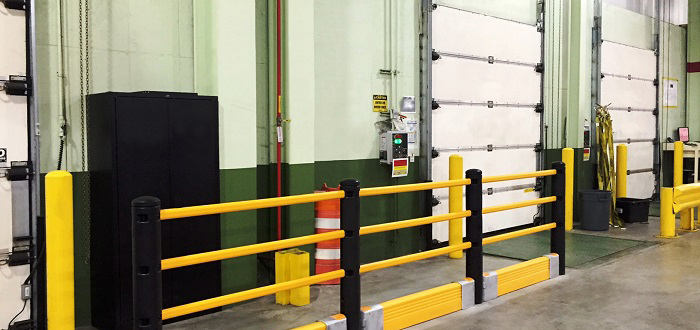 How McCue's Safety Barriers Can Make Your Facility Work Harder and Smarter in 2018