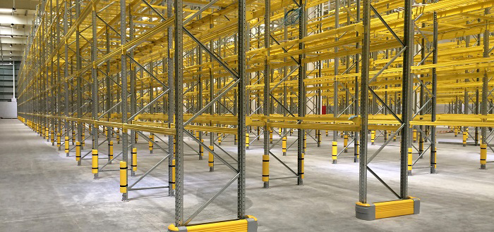 Get Cracking on Your Racking Protection.