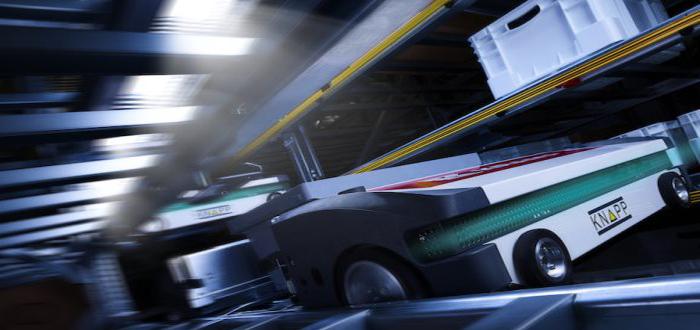 KNAPP to deliver first OSR ShuttleTM Evo to Kramp.