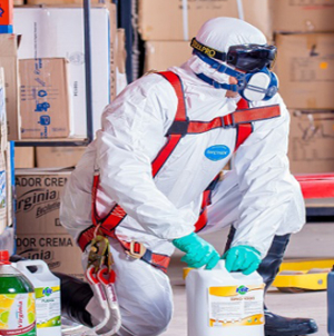 3 steps to safe chemical warehousing.