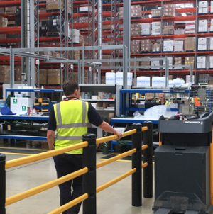 Save Maintenance, Save Costs, Save Lives: How Plastic Barriers Can Transform a Warehouse