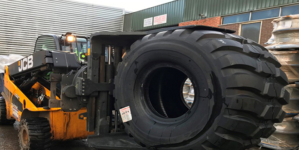 B&B Attachments Provide Handling Solutions to Distribution and Warehousing Company .