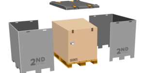 Introducing the revolutionary Payload Porter – 2nd level loading solution maximising cube and protecting payloads.