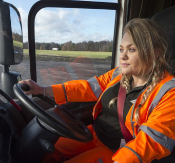 Blazing a trail for young people through new sector specific apprenticeships.