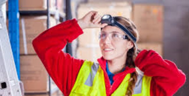Why do Logistics professionals need Safety Glasses? Free pair of clear Samova safety glasses