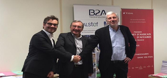 Alstef and BA Robotic Systems Group to merge with the support of Future French Champions.
