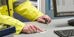 Fingerprint drug testing for drivers now a reality for Transport and Logistics industry.