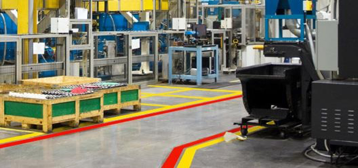 Meon explore floor markings and your facility.