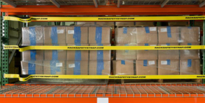 New Warehouse Rack Safety Products Challenge Market with Low Cost, Simple Installation Value Proposition.